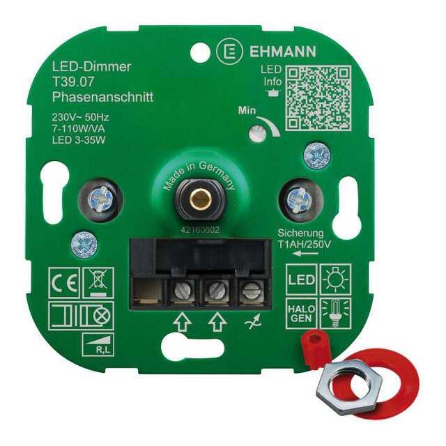 Dimmer 7 110w led 3 35w for Lampen zum dimmen