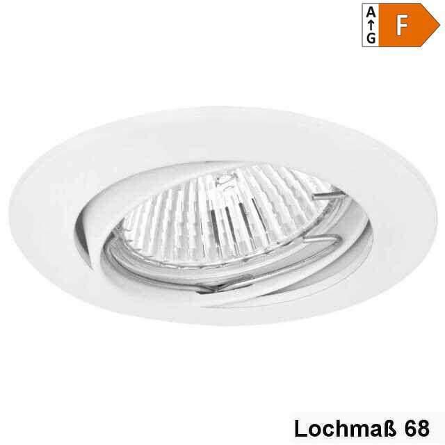LED COB Downlight Decken Einbau Leuchte Lampe Spot Strahler weiß 20W 1600lm ww