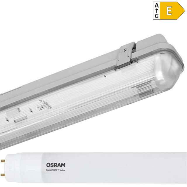 LED Feuchtraumleuchte 1565mm, 1x20W 6500K