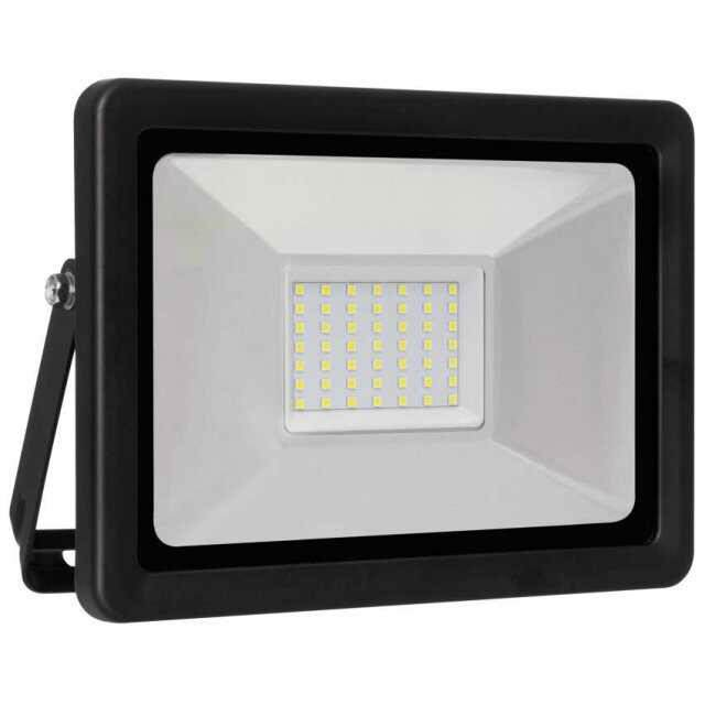 LED Aussenstrahler 50W IP65 4000K anthrazit