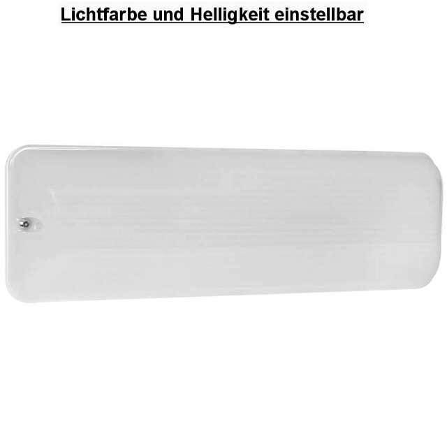 LED Feuchtraumleuchte opal 11W  IP65  IK09