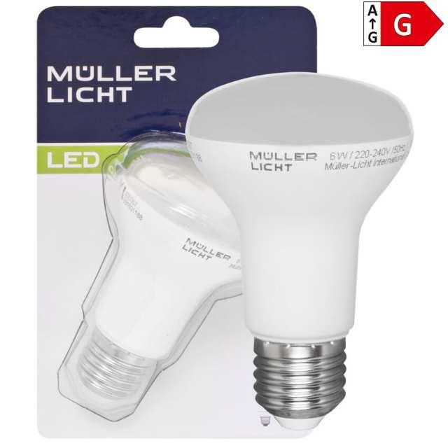 Led Lampe R63 E27 7 5w 2700k