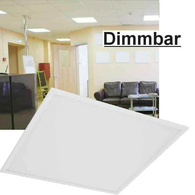Led Panel Dimmbar 1-10V, 3000K 40W