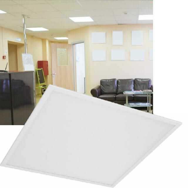 led panel 62x62 tageslichtwei 6000k f r kassettendecken. Black Bedroom Furniture Sets. Home Design Ideas