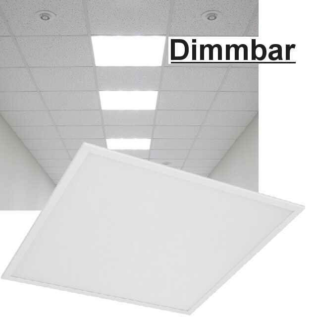 Led Panel Dimmbar DALI 36W 4000K