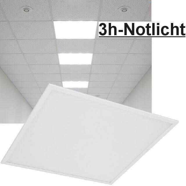 Led Panel mit Notlicht 62x62 36W 4000K