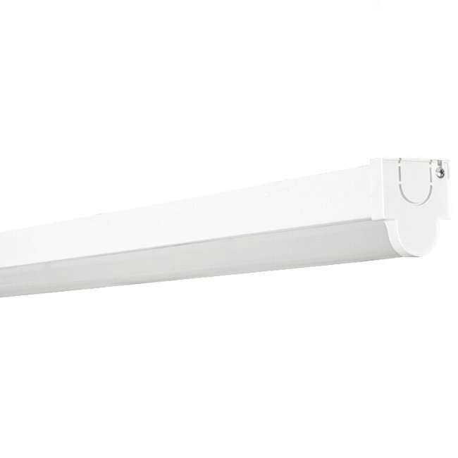 Lichtleiste led langfeldleuchte 150cm 60w 4000k 6600 lm - Lichtleiste wand ...
