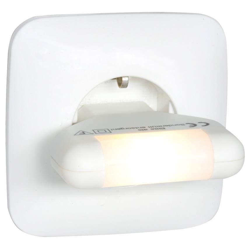 led nachtlicht warmwe 0 2w. Black Bedroom Furniture Sets. Home Design Ideas