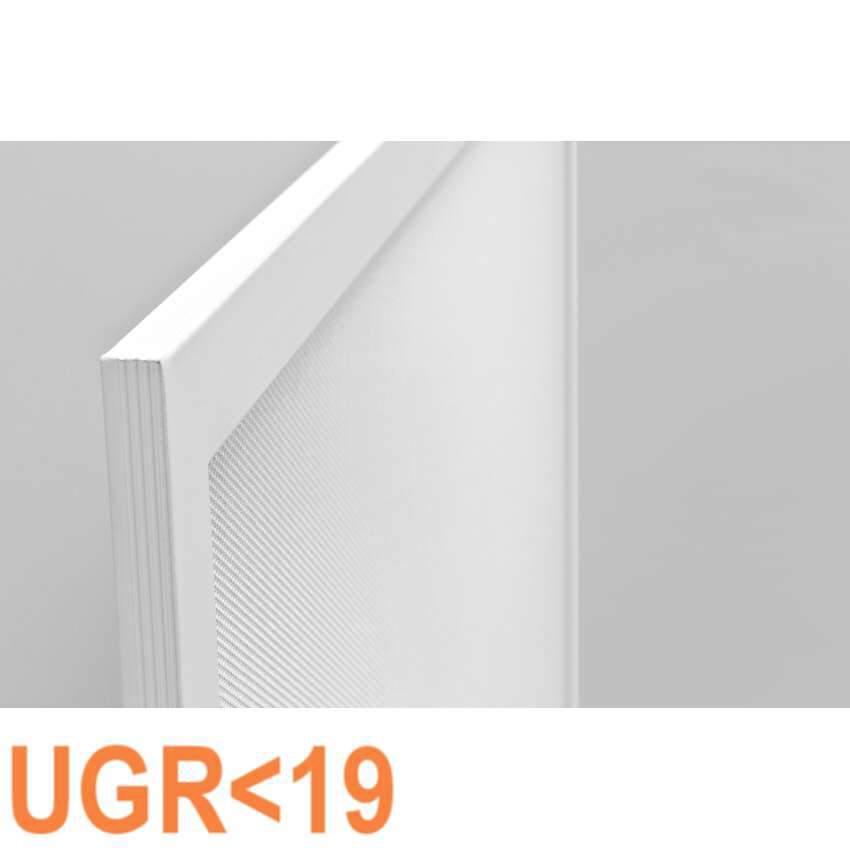 led panel 62x62 ugr. Black Bedroom Furniture Sets. Home Design Ideas