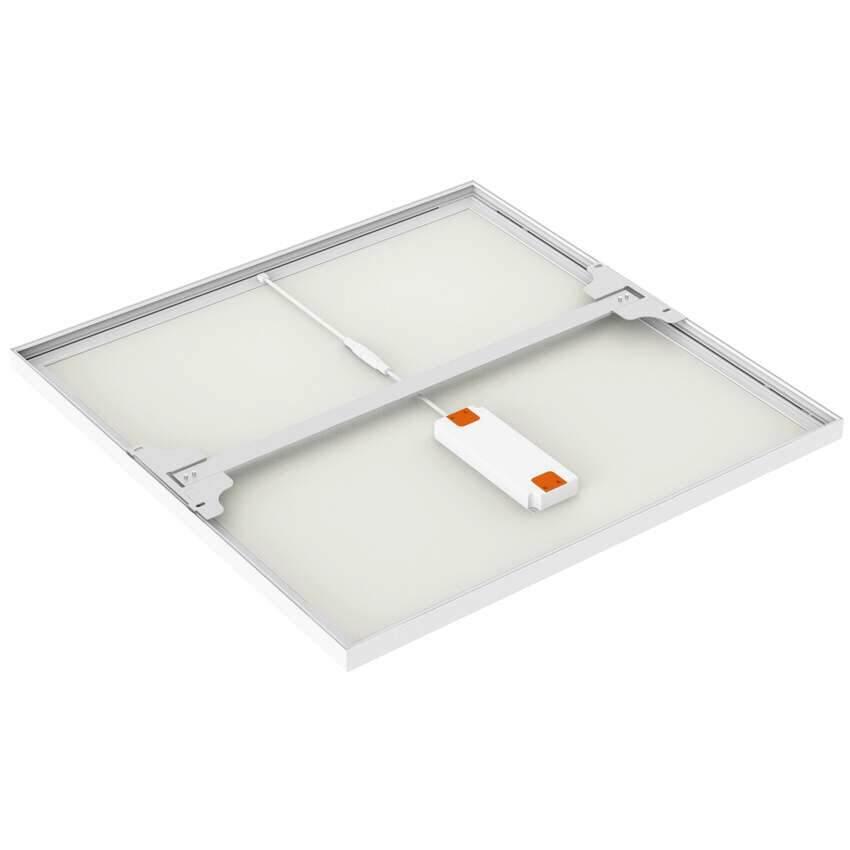 led panel aufbau h28mm 40w 4000k neutralweiss. Black Bedroom Furniture Sets. Home Design Ideas
