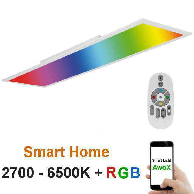 RGBW Led Panel 120x30 Smart-Home (AwoX)