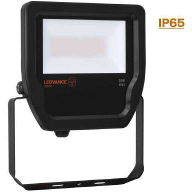 LED Aussenstrahler 30W IP65 4000K anthrazit
